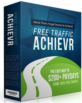 Free Traffic Achievr review by Mr. Web Capitalist