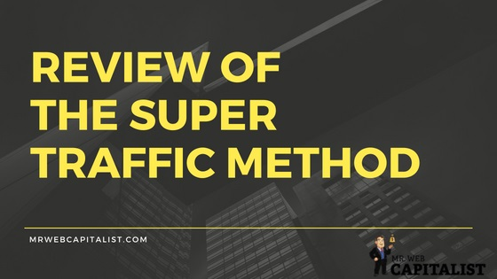 The SUPER Traffic Method