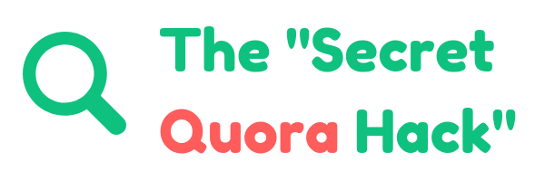 Using Quora traffic for marketing
