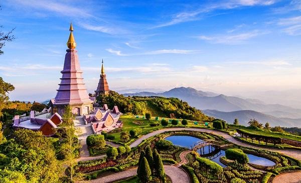 Chiang Mai Thailand Digital Nomad