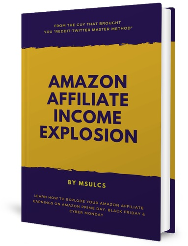 Amazon Affiliate Income Explosion Black Friday
