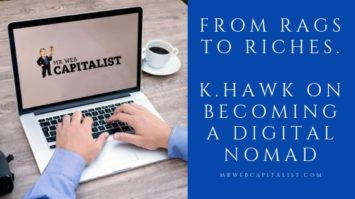 how to become a digital nomad - interview