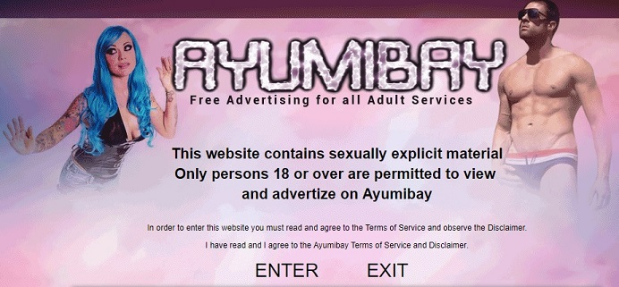 Ayumibay adult themed website