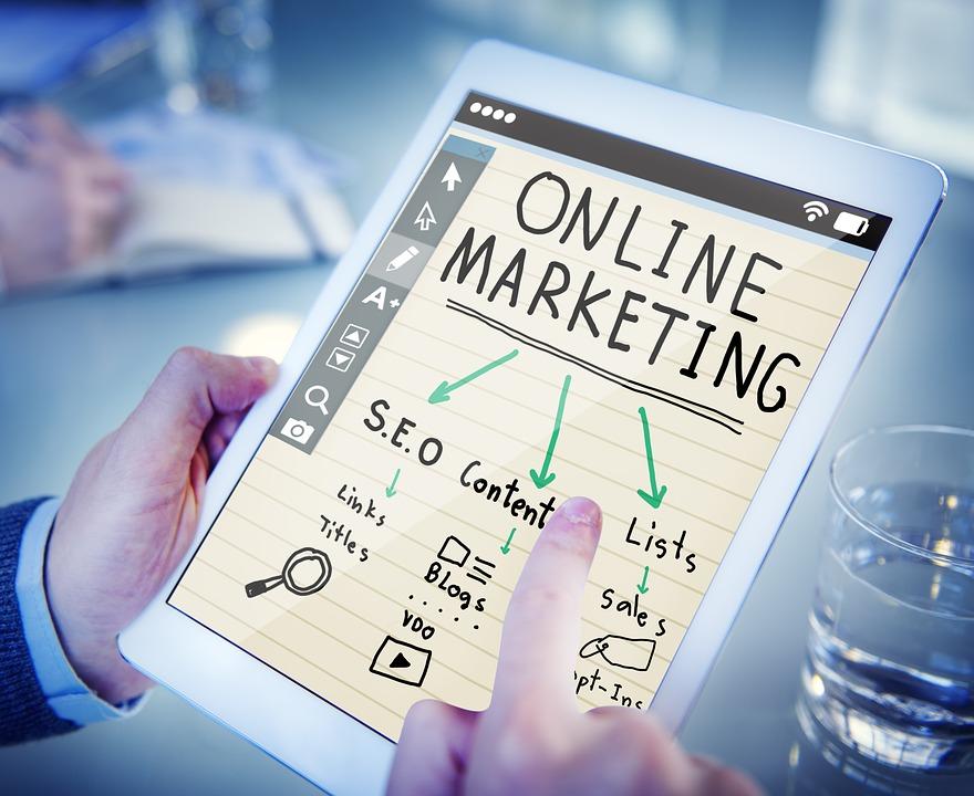 SEO - online marketing