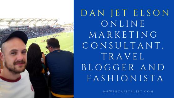Dan Jet Elson interview