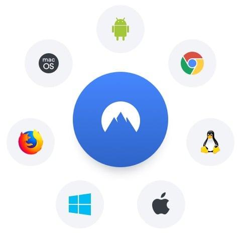 NordVPN supported platforms