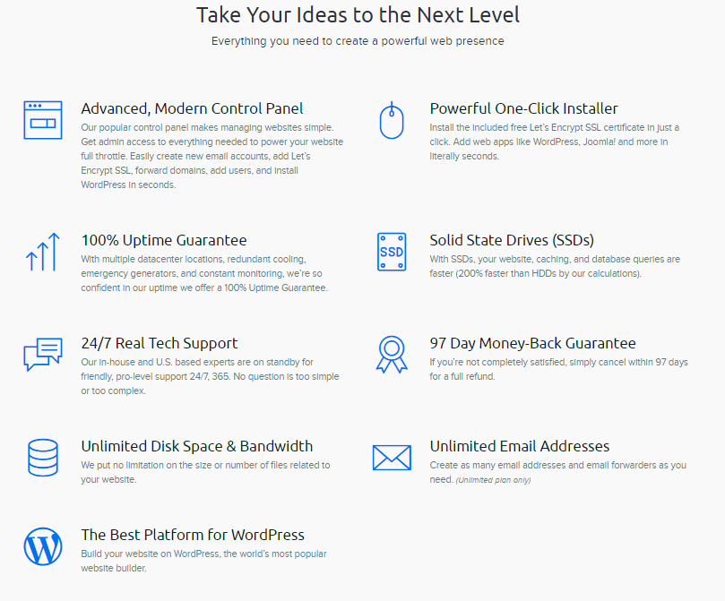 DreamHost benefits. Dreamhost Vs Bluehost Vs Hawk Host: Which One Is Better?