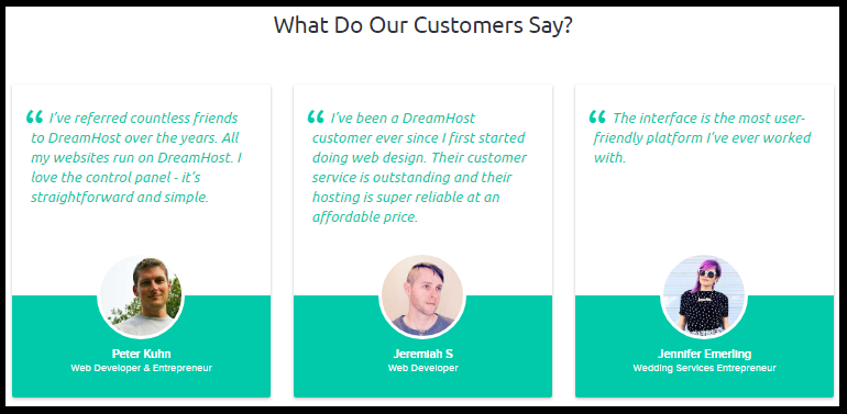 dreamhost customer feedback and reviews. Dreamhost Vs Bluehost Vs Hawk Host: Which One Is Better?