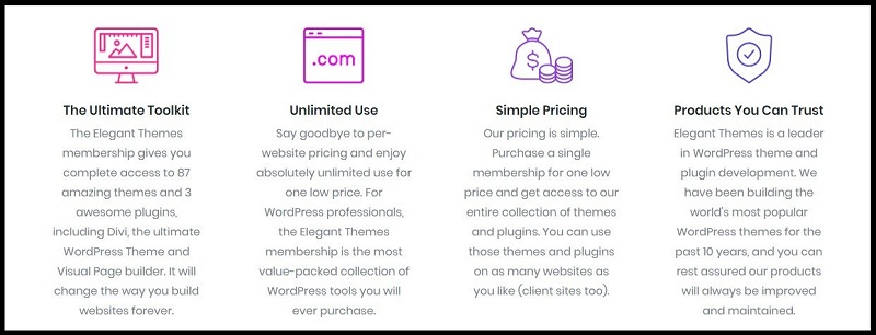 Elegant Themes features. Is Elegant Themes worth it? Detailed Review 2019. Elegant Themes & Divi Builder review