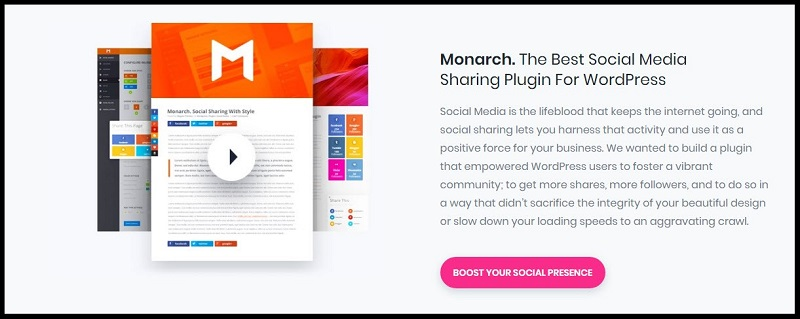 Monarch social plugin. Is Elegant Themes worth it? Detailed Review 2019. Elegant Themes & Divi Builder review