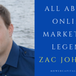 Zac Johnsons Affiliate Marketer
