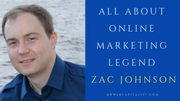 Zac Johnsons Affiliate Marketer