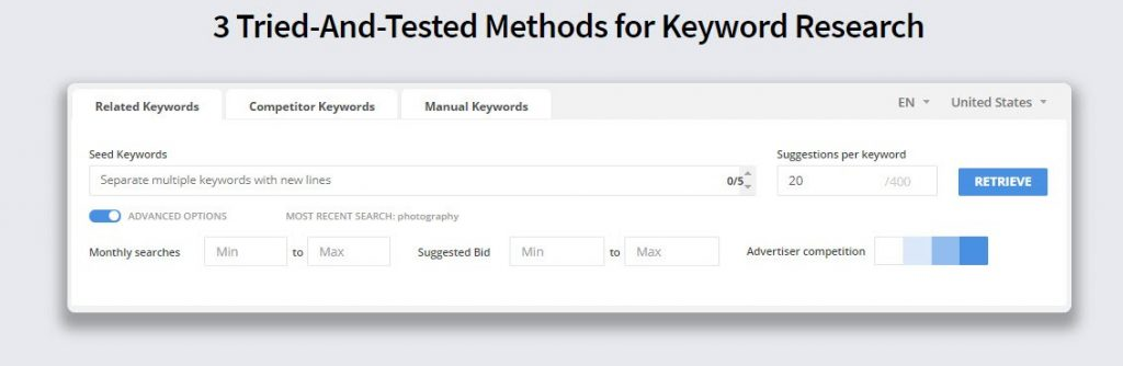 find keywords. LongTailPro Vs KWFinder: Which One Is Better?