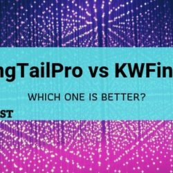 LongTailPro vs KWFinder. Which one is better? A Detailed review