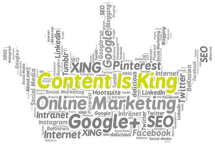 Content is King. Strong Content Development techniques which make a difference in 2019