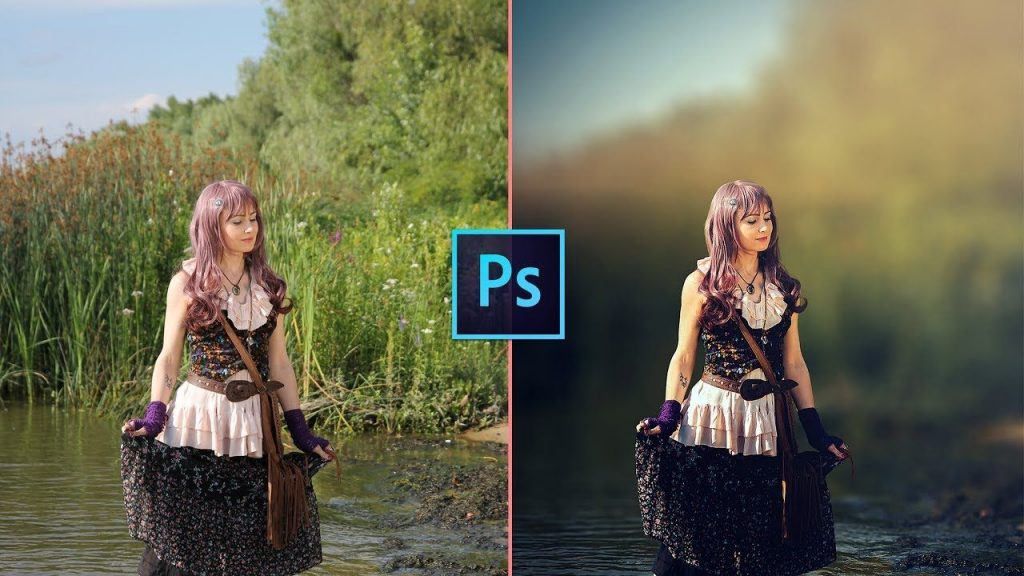 Photoshop editing - Fiverr services that'll make you the most money