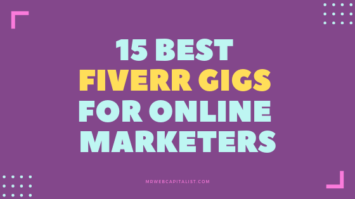 Best fiverr gigs for online marketers