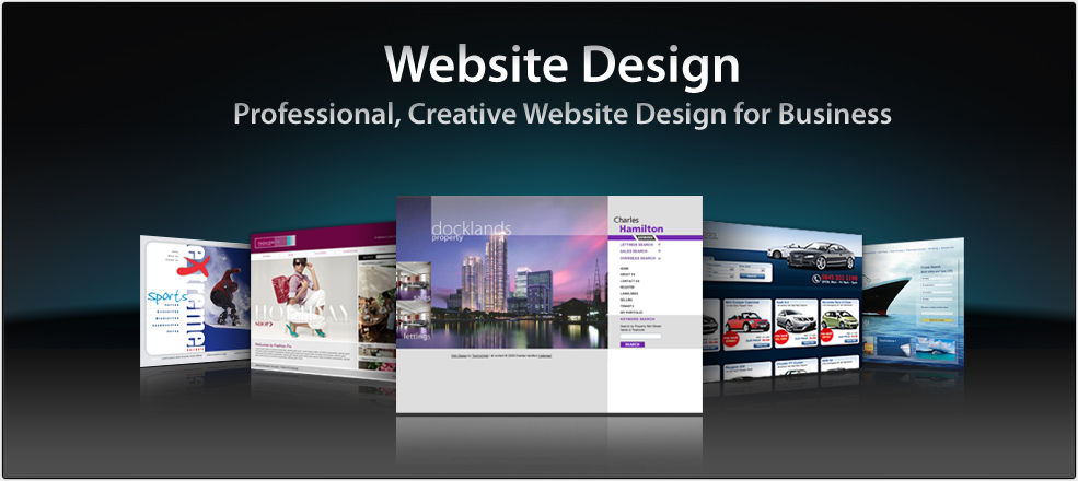 Website design - Fiverr services that'll make you the most money