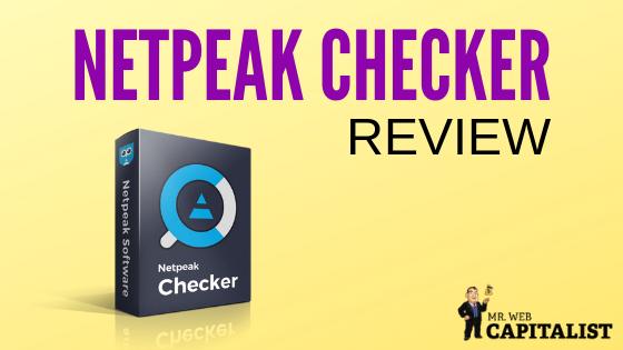 Netpeak Checker Review 2019 title image