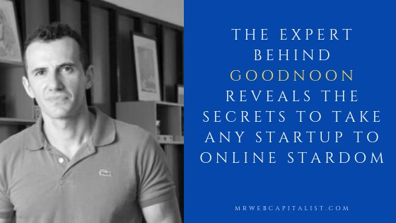 Interview with Goodnoon CEO