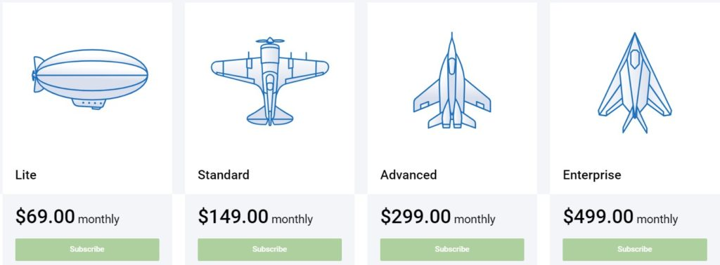 Serpstat Review 2019 - Pricing
