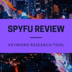 SpyFu Review - keyword research tool - SEO for pros