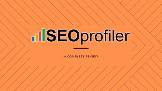 SEOprofiler review 2019