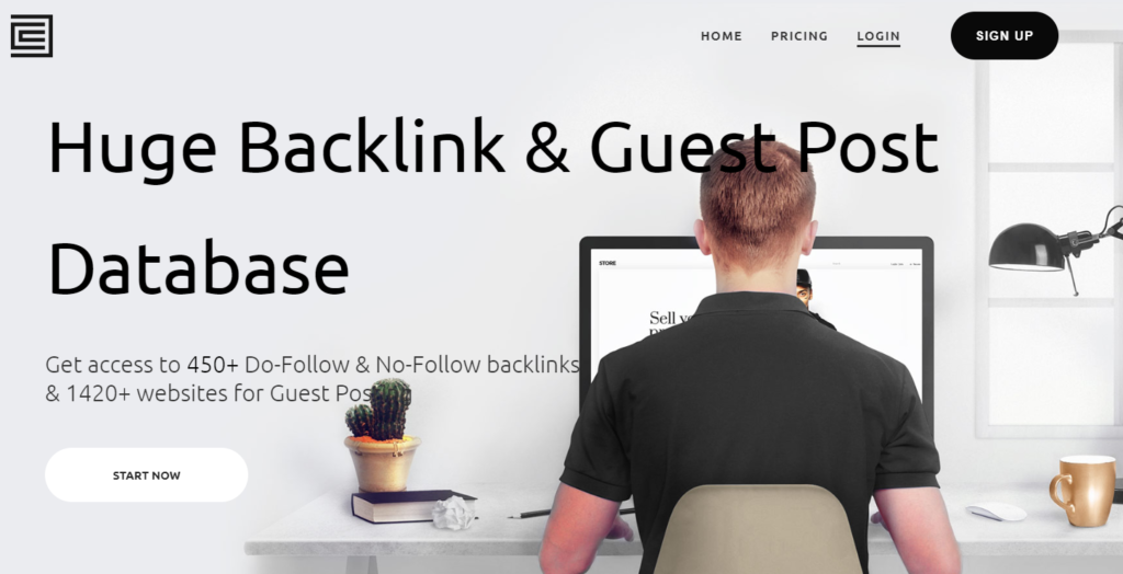 Rankd SEO backlink and guest post database