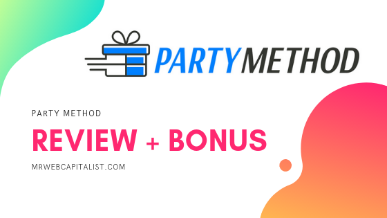 The Party Method review plus bonus