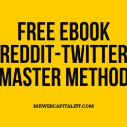 Reddit-Twitter Master Method for free