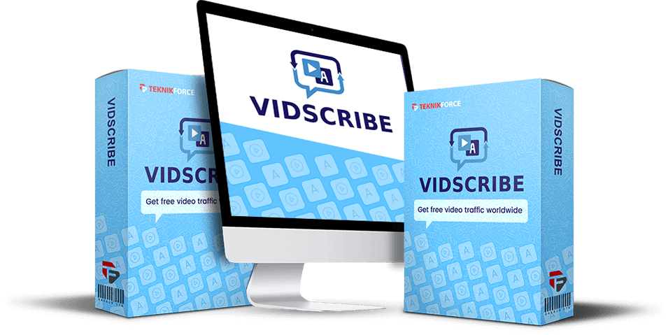 VidScribe AI review product image