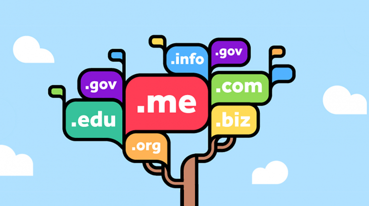 .ME Domain Extensions