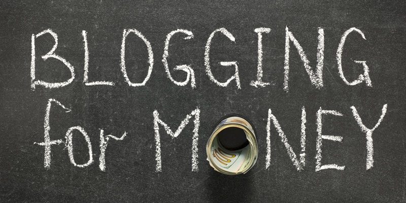 5 Ways to Monetize a Blog
